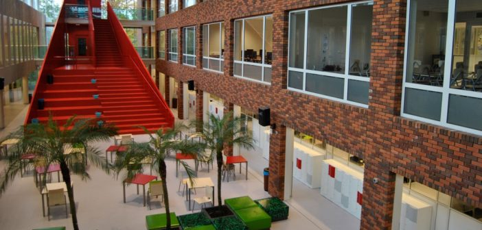 Ontwerp schoolplein Zuiderzeecollege Zaandam