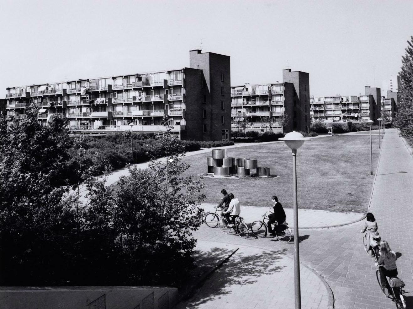 Koopvaardersplantsoen in 1968