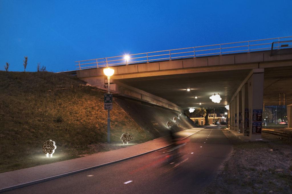 diorama Molenwerf-Arlandaweg