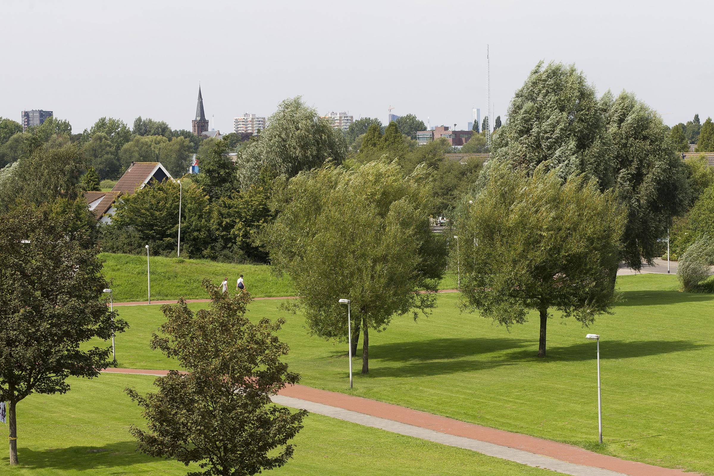 Visie op groen Ridderkerk